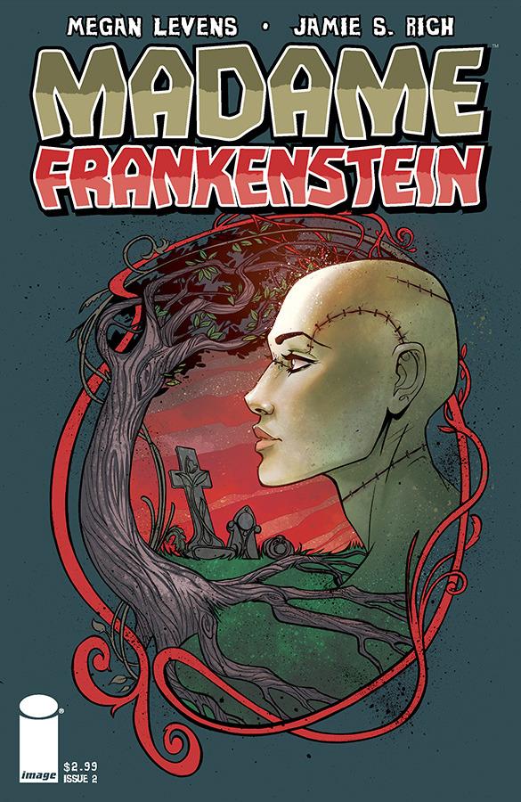 Madame Frankenstein Vol 1 2