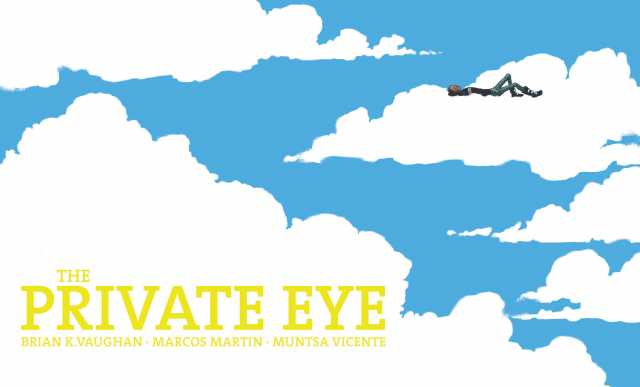 The Private Eye Vol 1 3