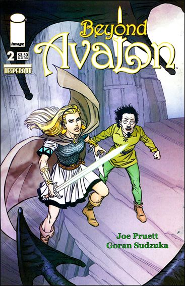 Beyond Avalon Vol 1 2