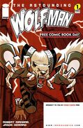 Astounding Wolf-Man Vol 1