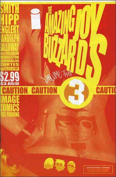 Amazing Joy Buzzards Vol 2 3