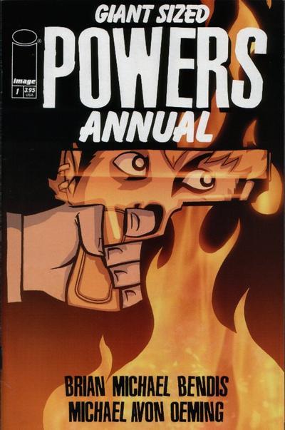 Powers Annual Vol 1 1