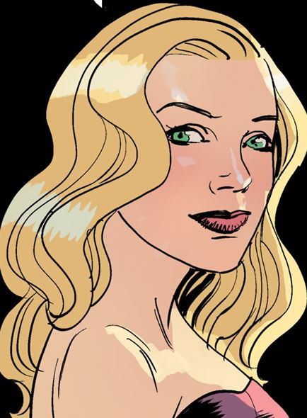 Maya Silver (The Fade Out)