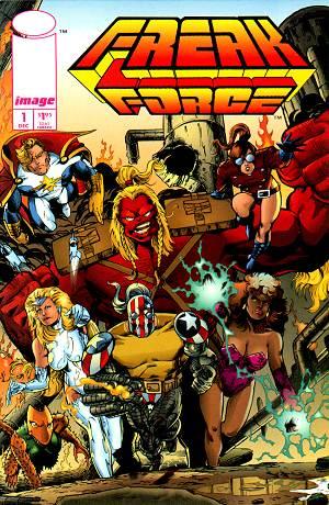Freak Force Vol 1 1