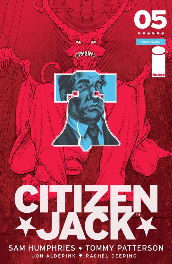 Citizen Jack Vol 1 5