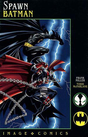 Cover for Spawn/Batman (1994)