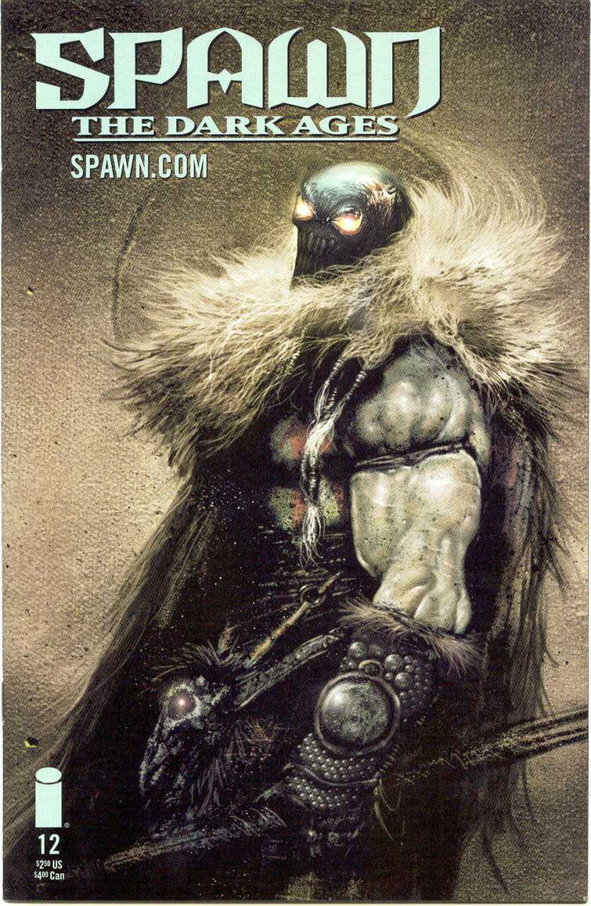 Spawn: The Dark Ages Vol 1 12