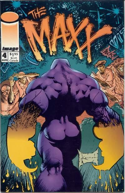 The Maxx Vol 1 4