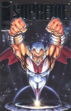 Cover for Supreme #1 (1992)