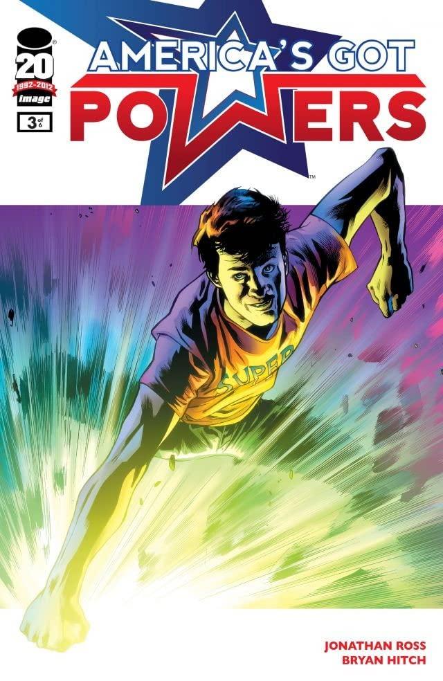 America's Got Powers Vol 1 3