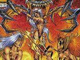 Glory & Angela: Angels in Hell Vol 1 1