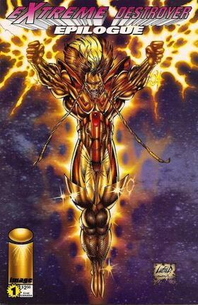 Cover for Extreme Destroyer Epilogue #1 (1996)