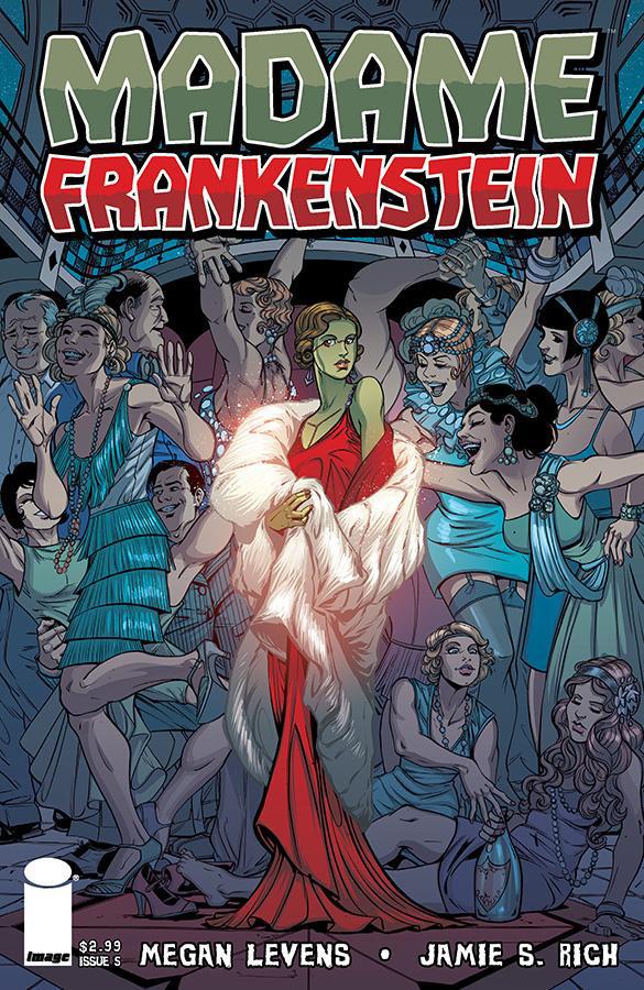 Madame Frankenstein Vol 1 5