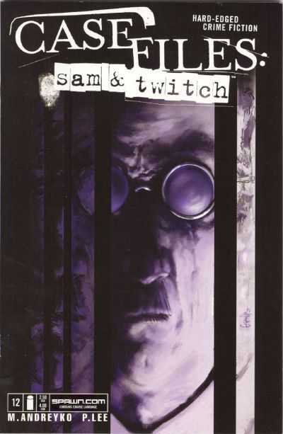 Case Files: Sam and Twitch Vol 1 12