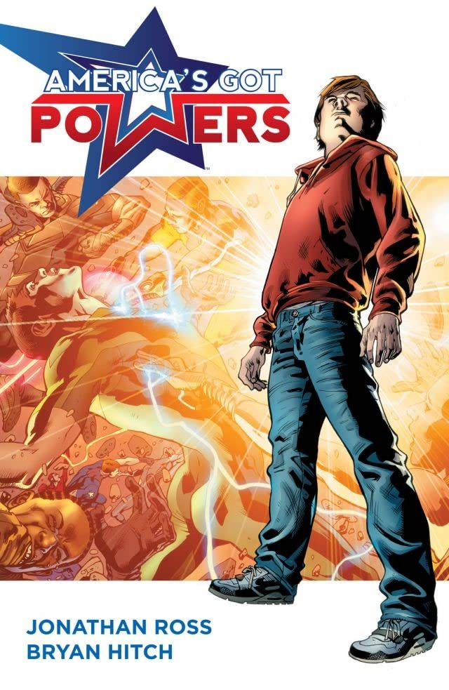 America's Got Powers TPB Vol 1 (Collected)