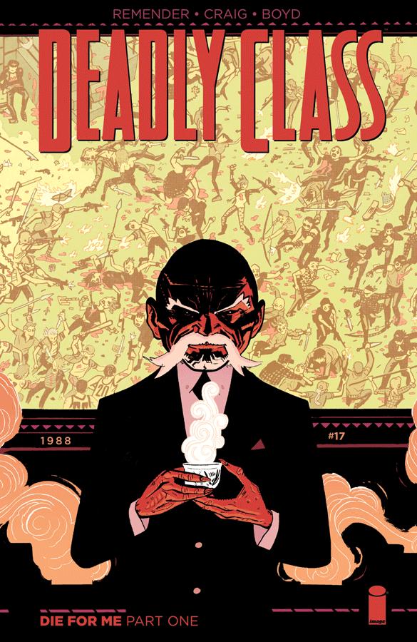 Deadly Class Vol 1 17