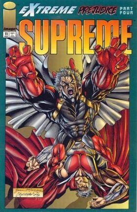 Cover for Supreme #11 (1994)
