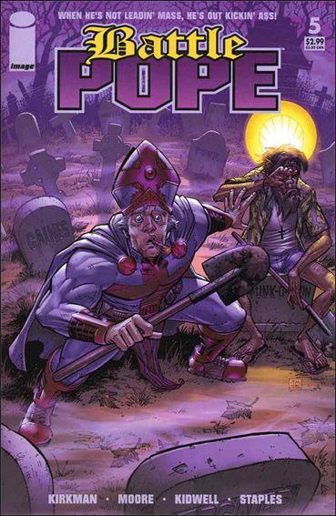 Battle Pope Vol 1 5