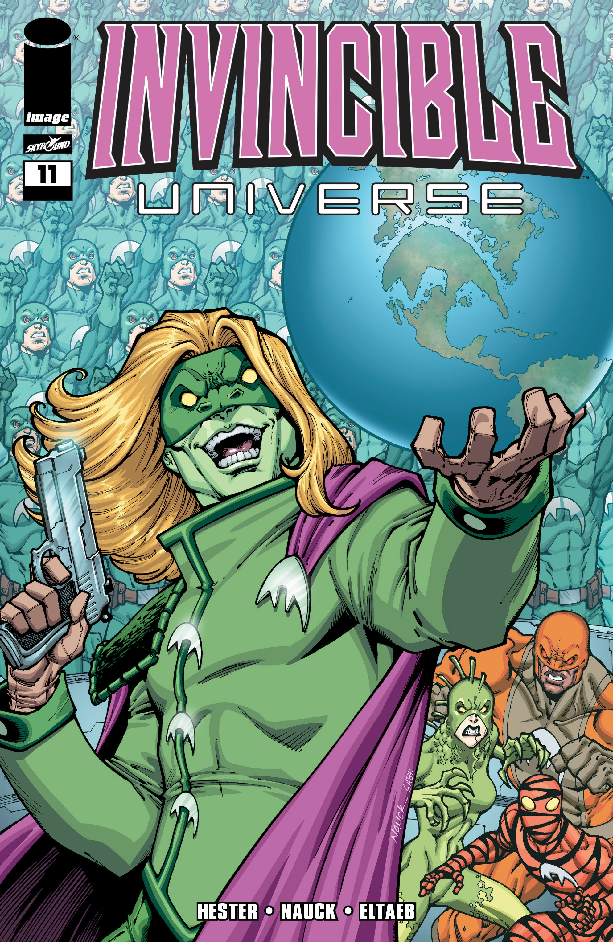 Invincible Universe Vol 1 11