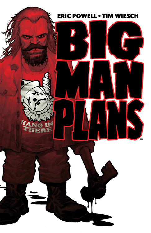 Big Man Plans TPB Vol 1 (Collected)