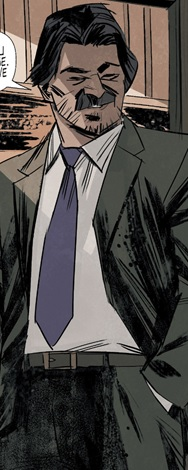 Detective Young (Sons of the Devil)