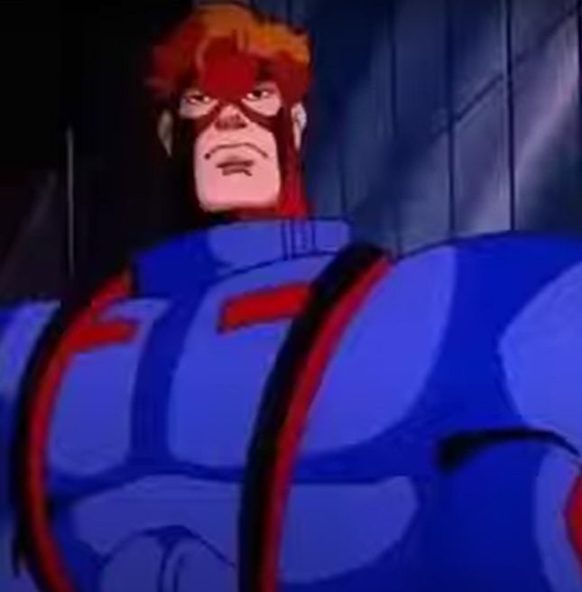 Hadrian (WildC.A.T.s TV Series)