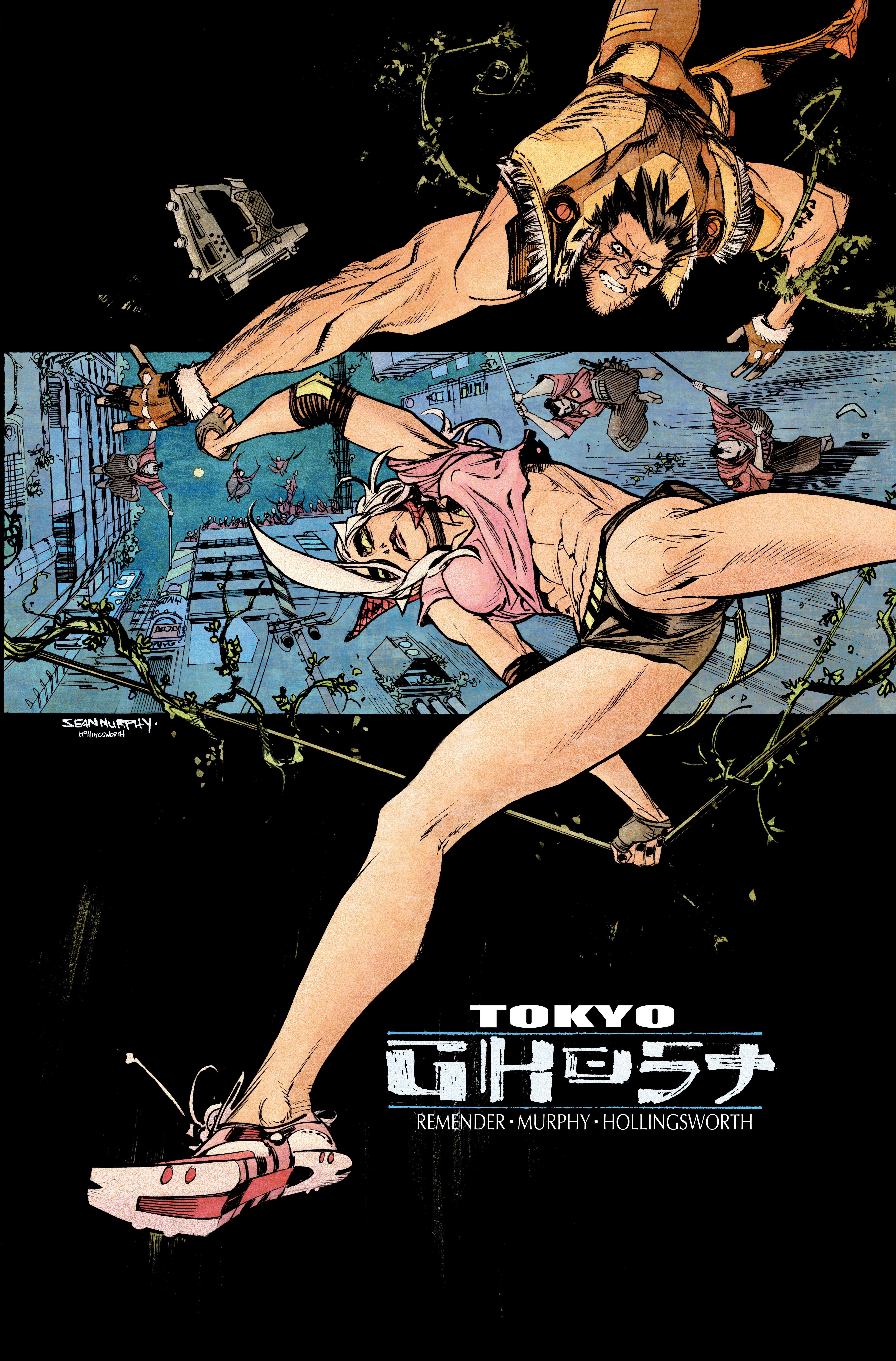 Tokyo Ghost Vol 1 2