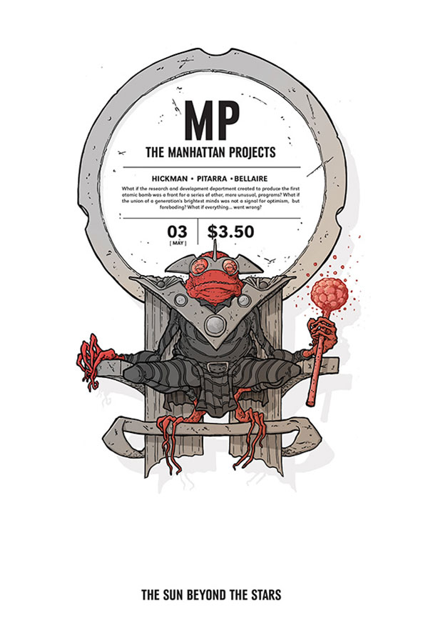The Manhattan Projects: The Sun Beyond the Stars Vol 1 3