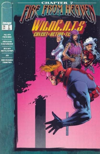 WildC.A.T.s: Covert Action Teams Vol 1 29