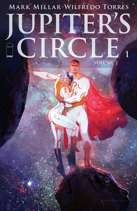 Jupiter's Circle Vol 2 1