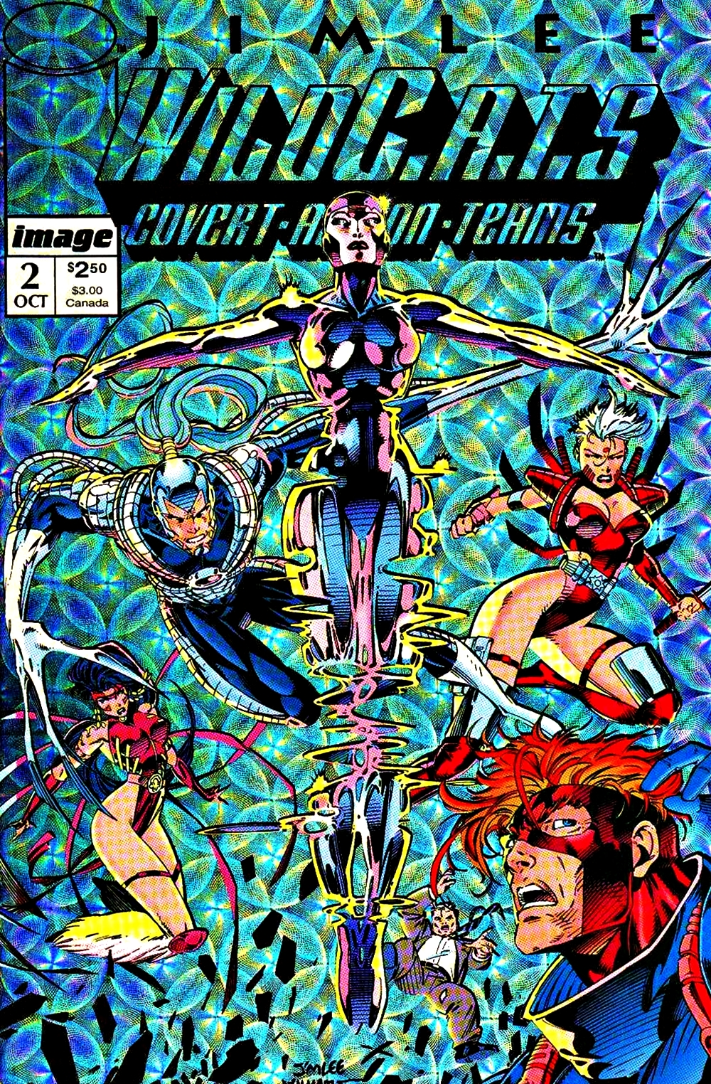 WildC.A.T.s: Covert Action Teams Vol 1 2