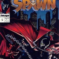 Spawn Vol 1 5