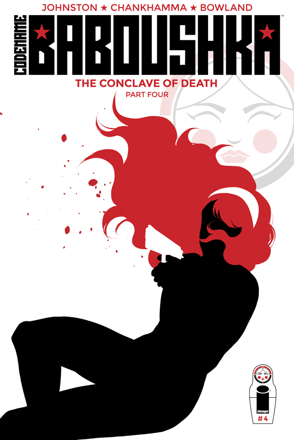 Codename Baboushka: The Conclave of Death Vol 1 4