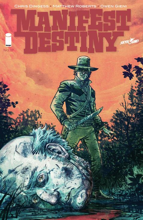 Manifest Destiny Vol 1 17