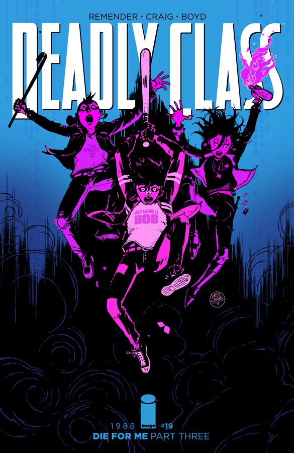 Deadly Class Vol 1 19