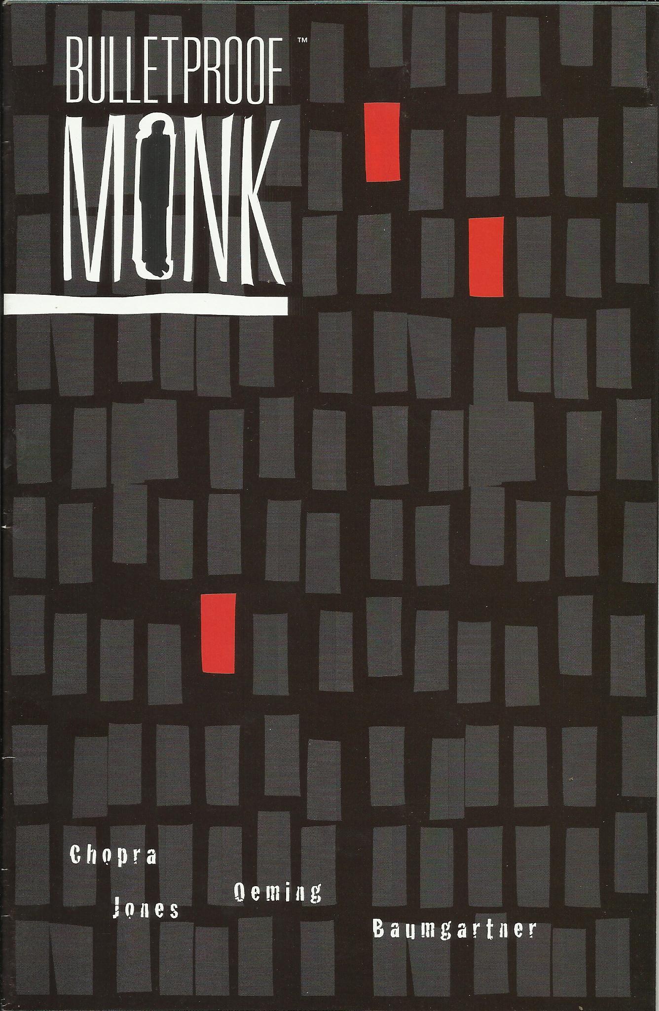 Bulletproof Monk Vol 1 3