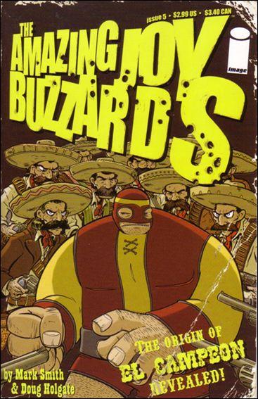 Amazing Joy Buzzards Vol 2 5