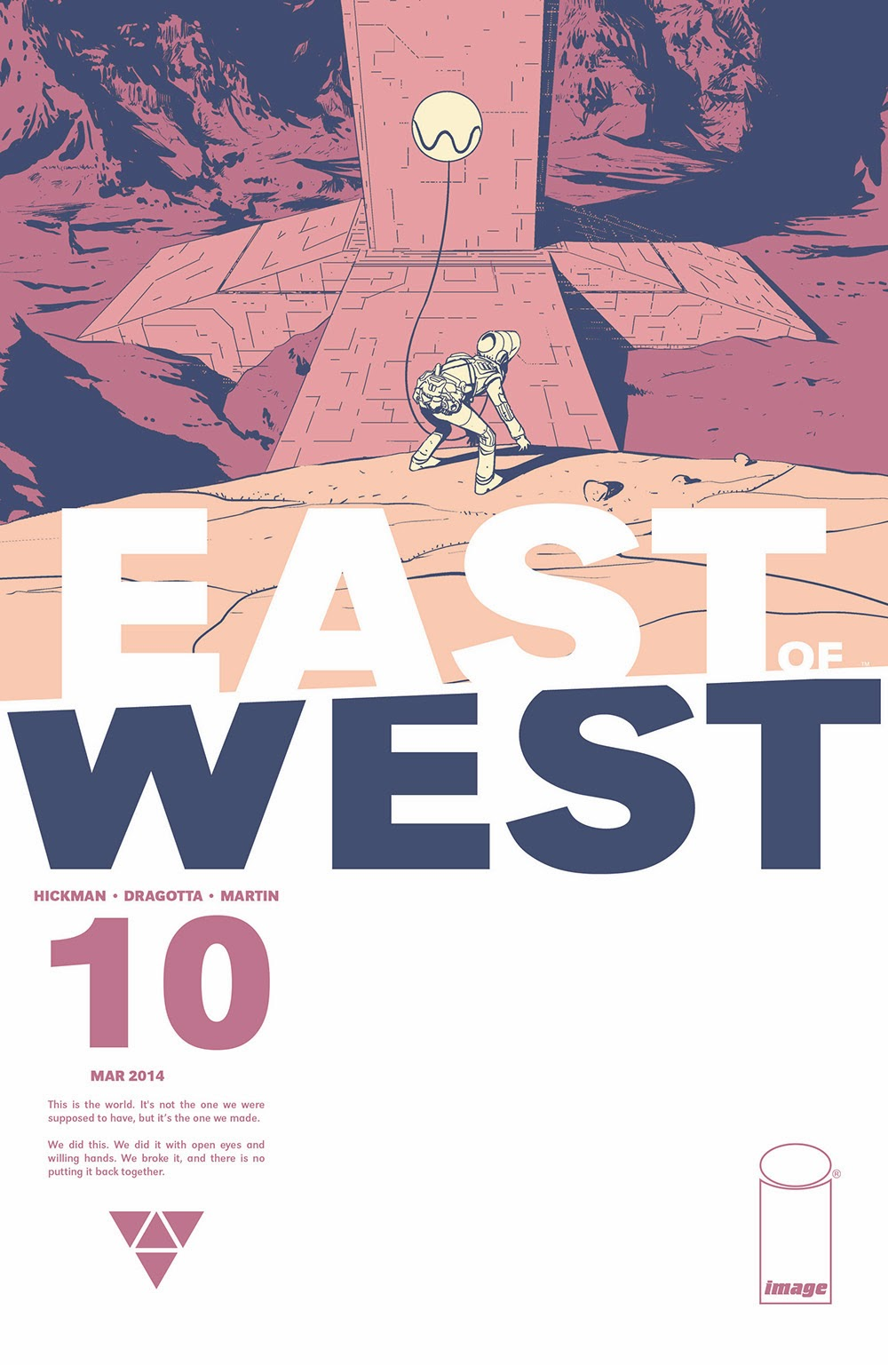 East of West Vol 1 10