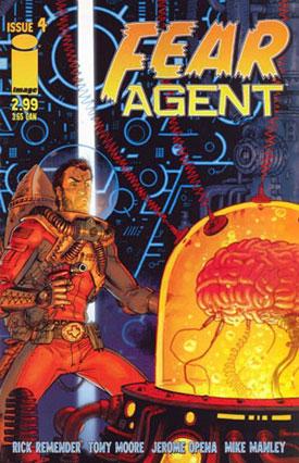 Fear Agent Vol 1 4