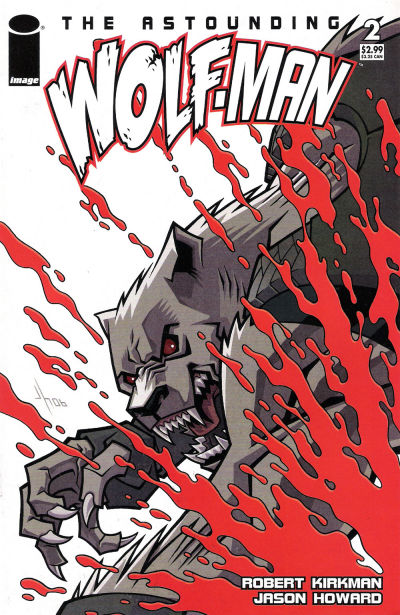 Astounding Wolf-Man Vol 1 2