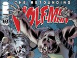 Astounding Wolf-Man/Covers
