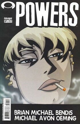 Cover for Powers #37 (2004)