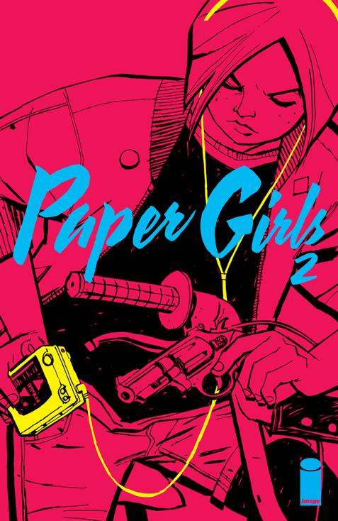 Paper Girls Vol 1 2