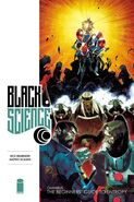 Black Science HC Vol 1 The Beginner's Guide to Entropy (Collected)