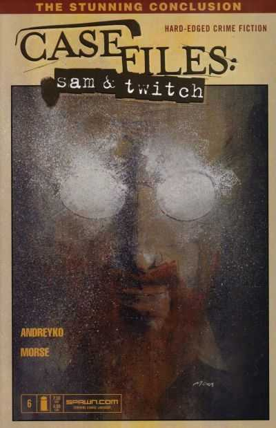 Case Files: Sam and Twitch Vol 1 6