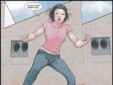 Chloe Sampson Hutchence (Jupiter's Legacy)