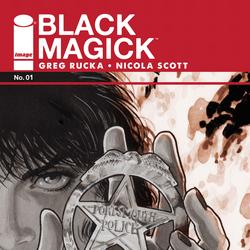 Black Magick Vol 1 1