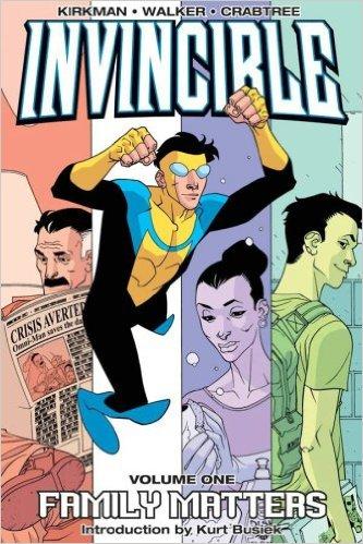 Invincible TPB Vol 1 (Collected)