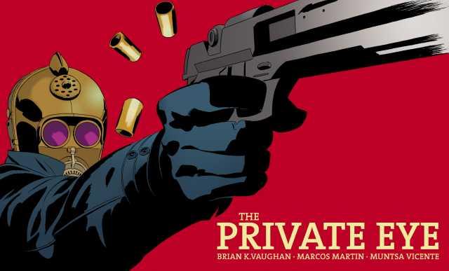 The Private Eye Vol 1 2
