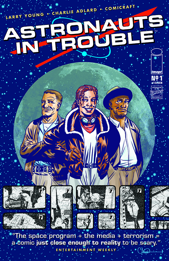 Astronauts in Trouble Vol 1 1
